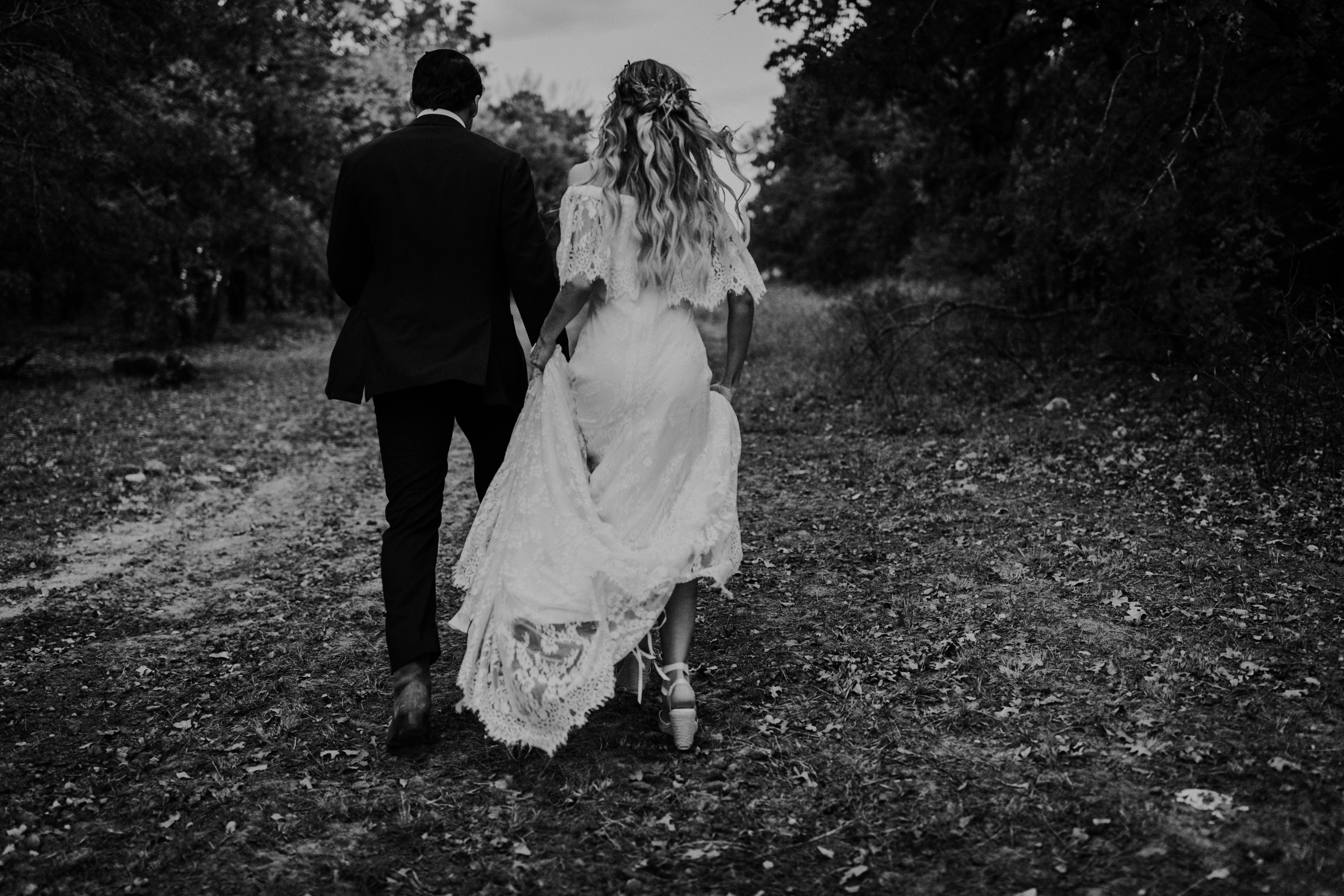 Hannah + Ryan Wedding